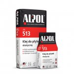 Alpol - AK 513 flexible tile adhesive
