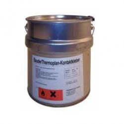 Bauder - adhesive for Thermofol Kontaktkleber PVC film