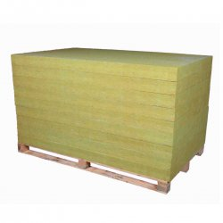 Isover - Silver Roof mineral wool panel set